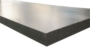 SilverGlo™ crawl space wall insulation available in Osceola