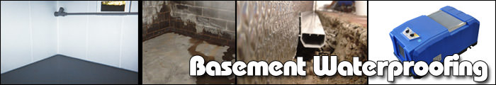Basement Waterproofing in IN & MI, including Mishawaka, Goshen & South Bend.
