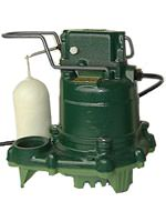 cast-iron zoeller sump pump systems available in Bremen, Indiana and Michigan