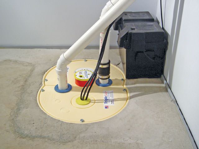 Greater South Bend Basement Waterproofing Company Wet